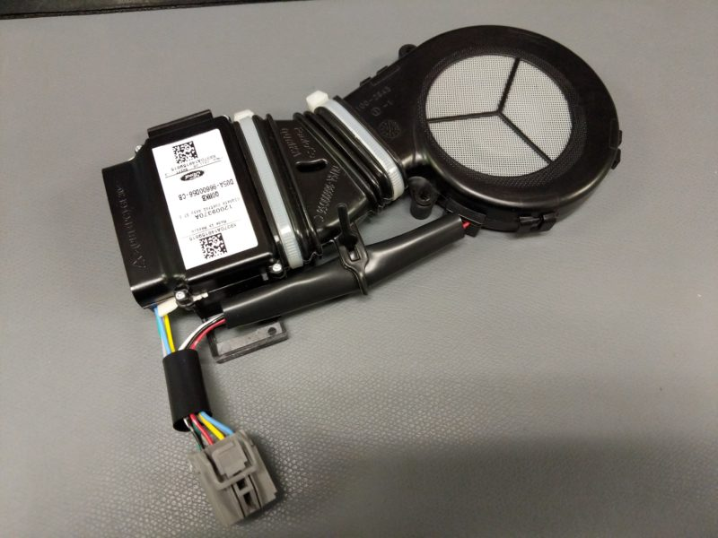 2015 Ford F-150 seat climate control module.